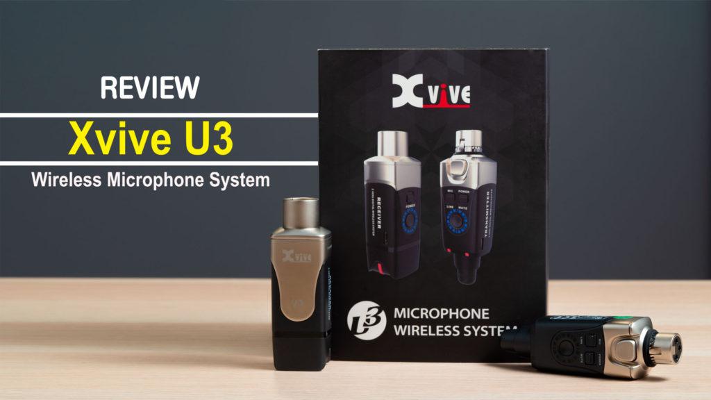 รีวิว Xvive U3 Microphone Wireless System