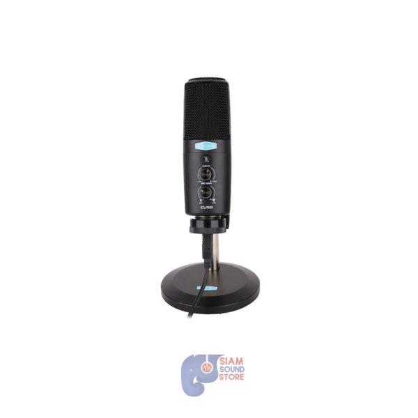 ไมโครโฟนบันทึกเสียง Alctron CU58 USB Condenser Microphone