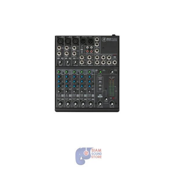 อนาล็อกมิกเซอร์ MACKIE 802VLZ4 Compact Mixer