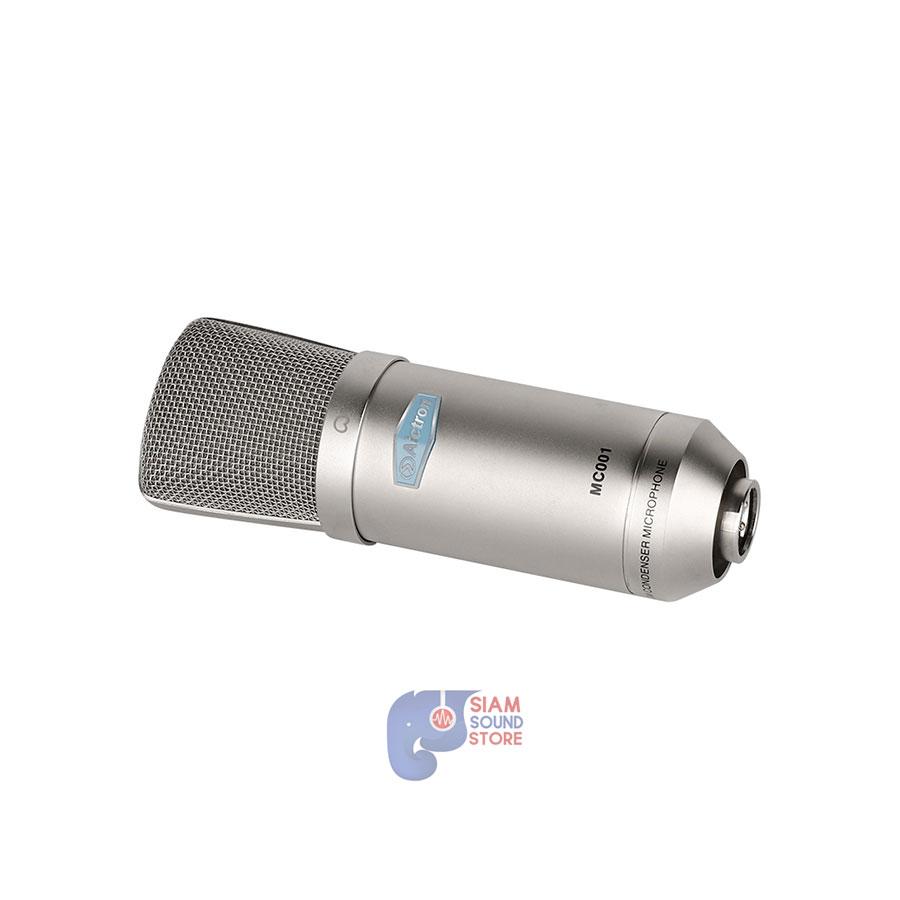 ไมค์อัดเสียง Alctron MC001 Condenser Microphone